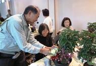 季節の園芸教室(紅白の寄せ植え)(12月21日)のお知らせ