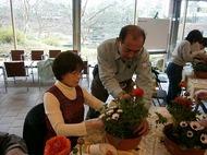 「季節の園芸教室」(3月20日)の参加者を募集しています