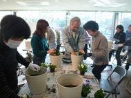 園芸講習会(4月18日~全5回)の参加者を募集しています