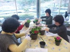 「平成27年度前期園芸講習会(全3回)」参加者募集のお知らせのイメージ