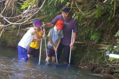 川の生きもの発見隊のイメージ