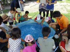梅小路プレイパークで夏祭り!のイメージ