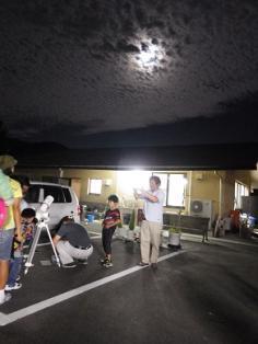 子どもの楽園でお月見をしよう!のイメージ