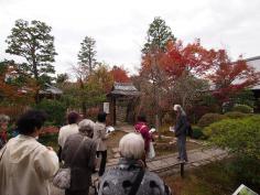 京の庭めぐり~第8回 圓通寺・西村家庭園~のイメージ