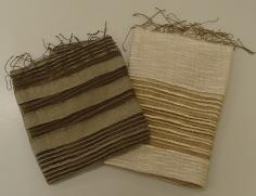 藤袴を使った染物教室のイメージ