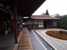 京の庭講座 <枯山水の庭~『大徳寺方丈庭園』・『大徳寺大仙院庭園』>のイメージ