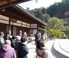 京の庭講座 <池泉の庭~『銀閣寺』>のイメージ