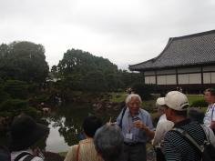 京の庭講座 2019<池泉の庭②~『二条城二ノ丸庭園』>のイメージ