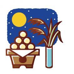 子どもの楽園でお月見を楽しもう!のイメージ