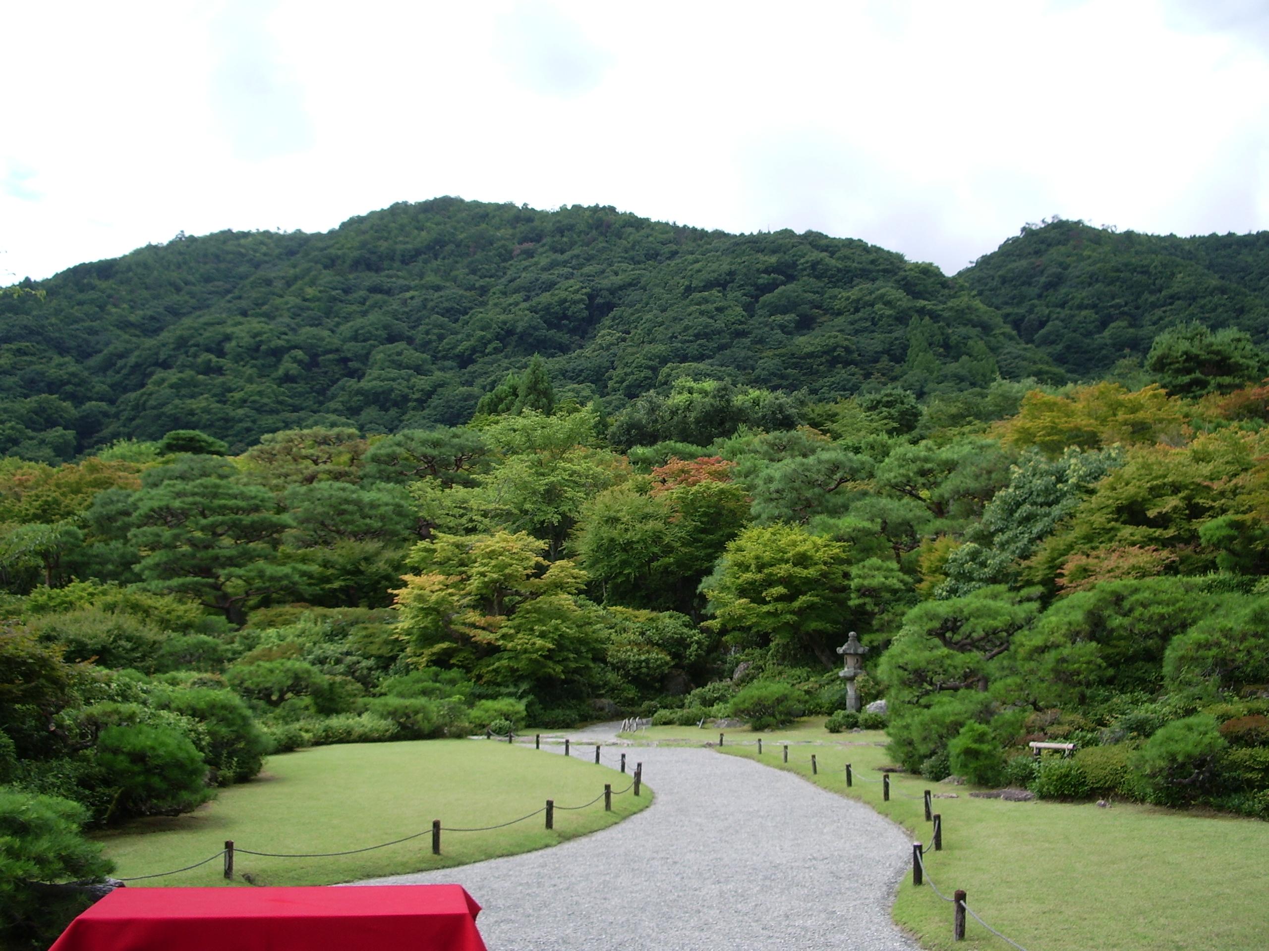 大河内山荘の画像