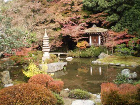 毘沙門堂・晩翠園の画像