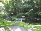 閑院宮邸跡西側庭園