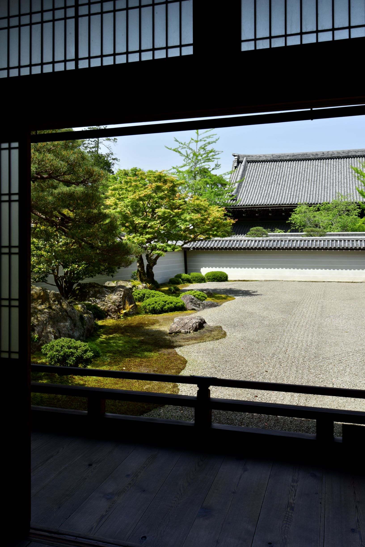 南禅寺方丈庭園の画像