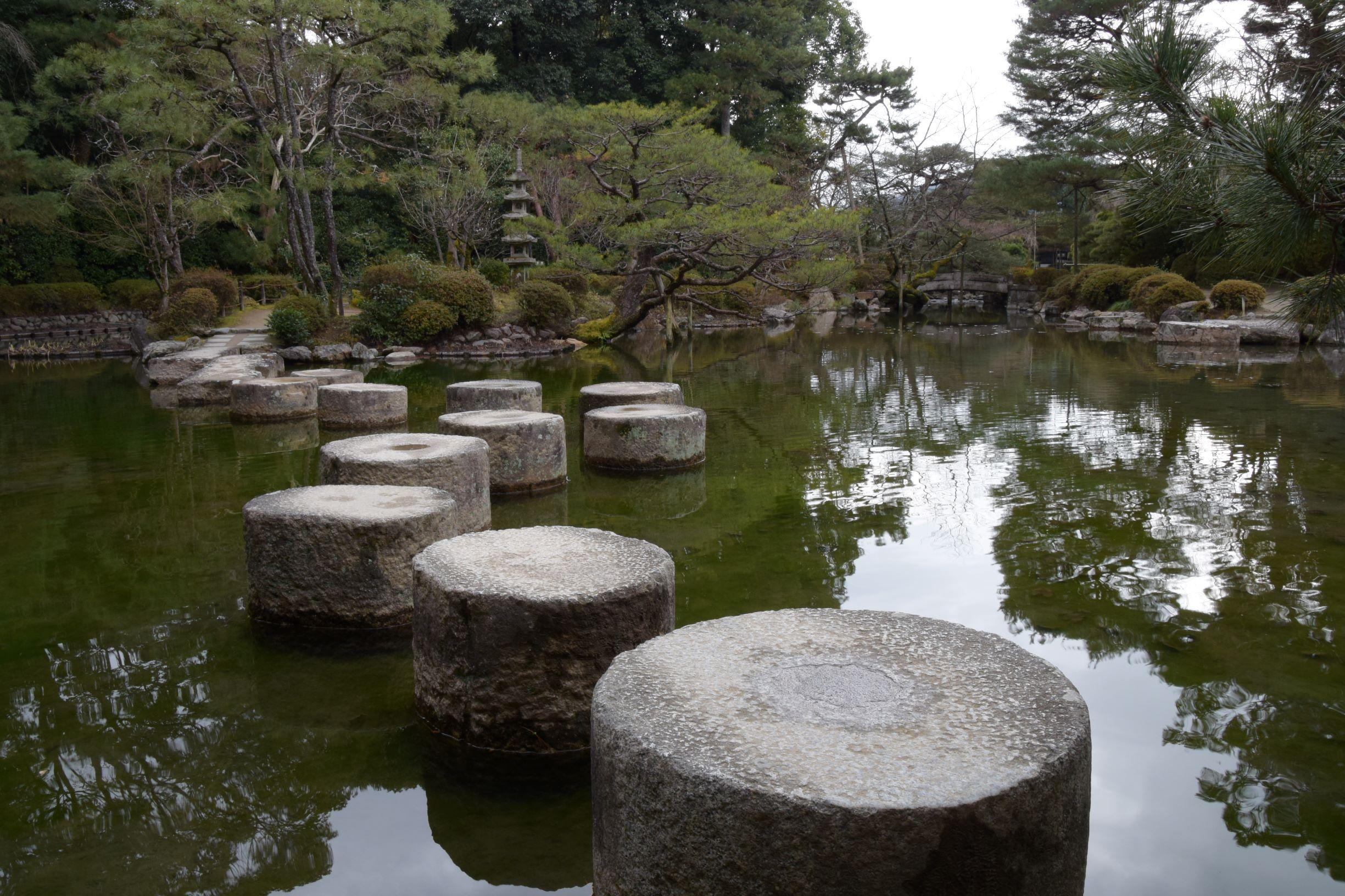 平安神宮神苑の画像