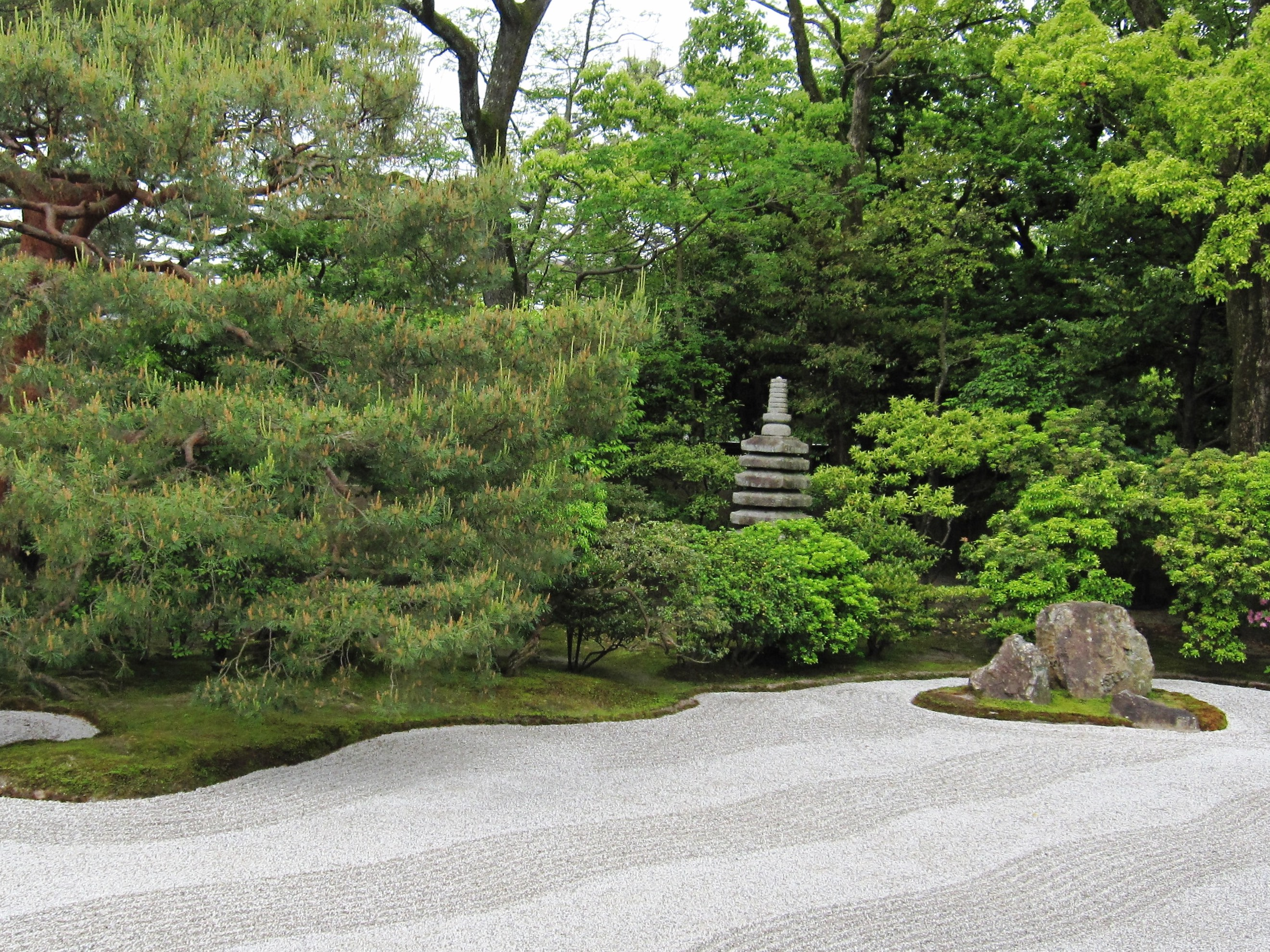 建仁寺方丈前庭の画像
