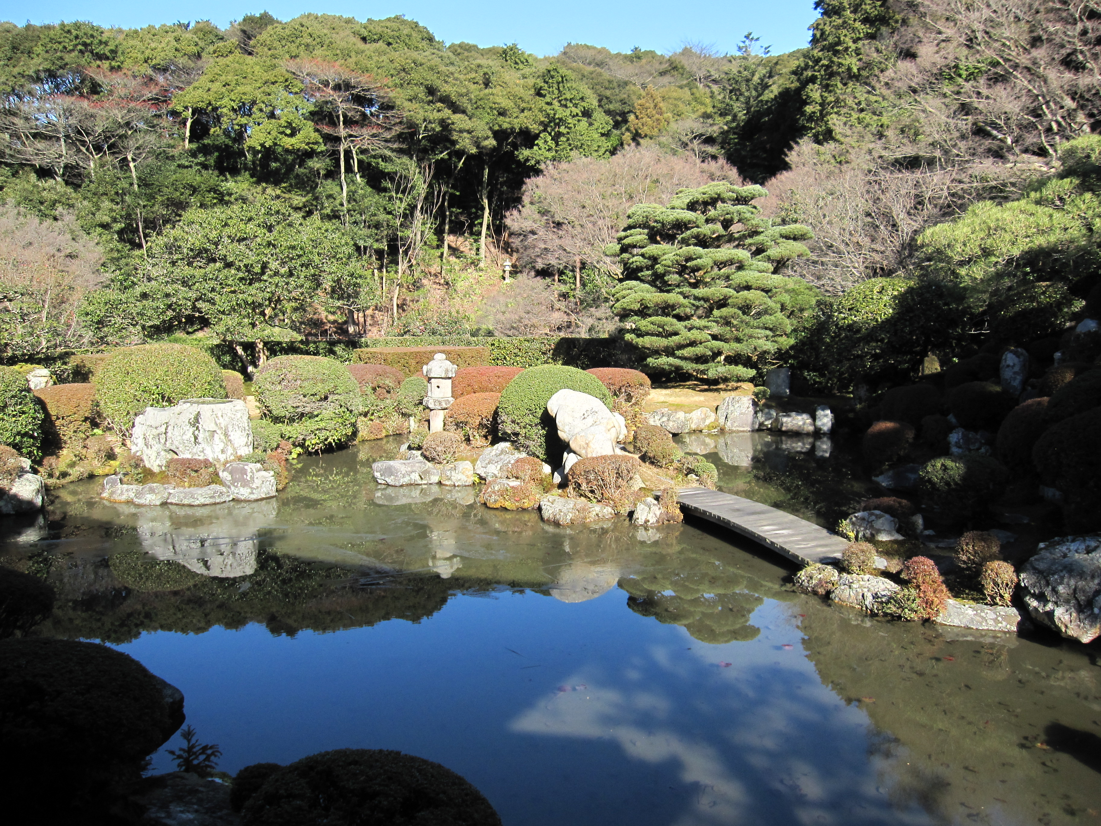清水寺成就院庭園の画像