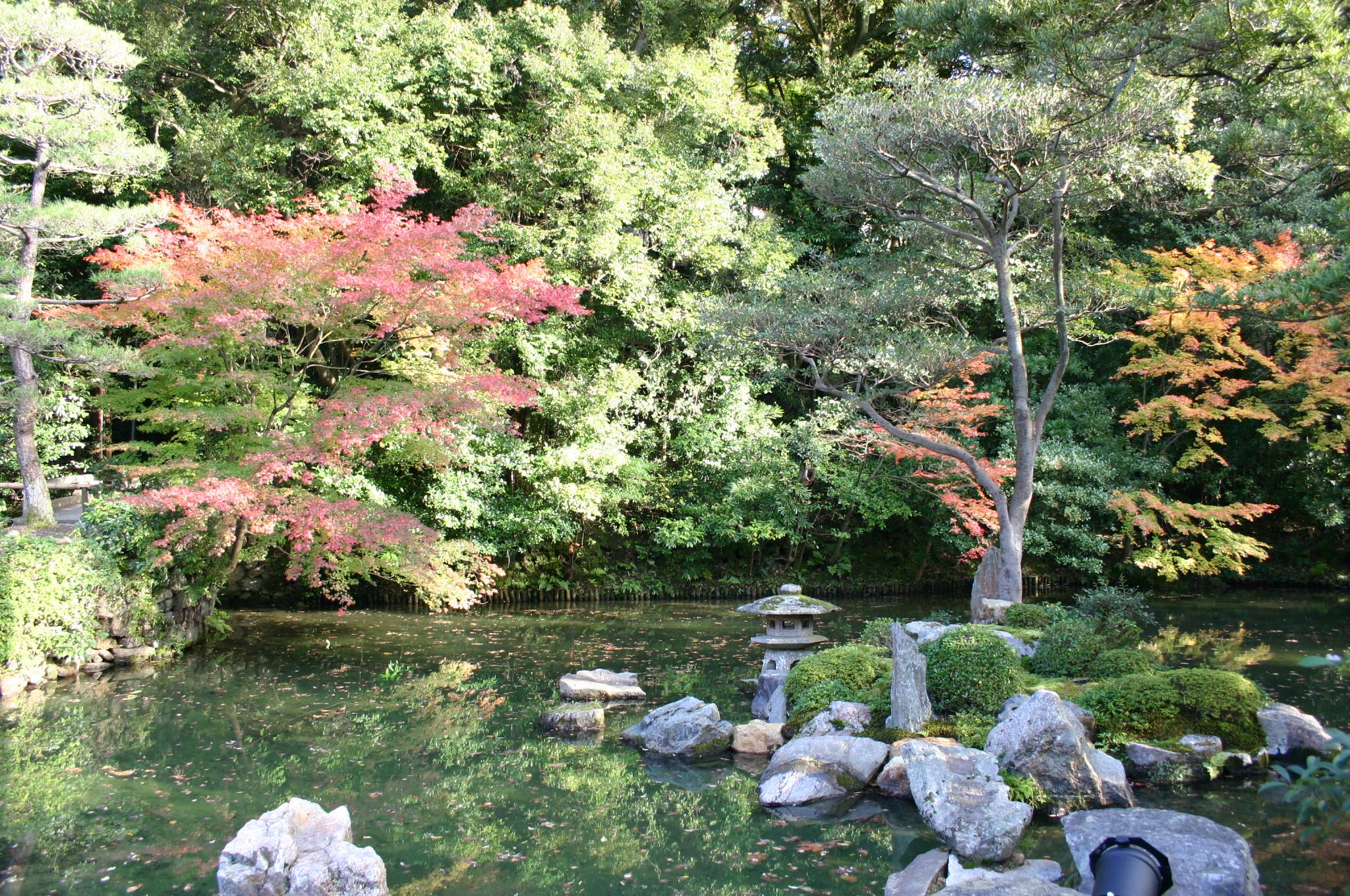 知恩院方丈庭園の画像
