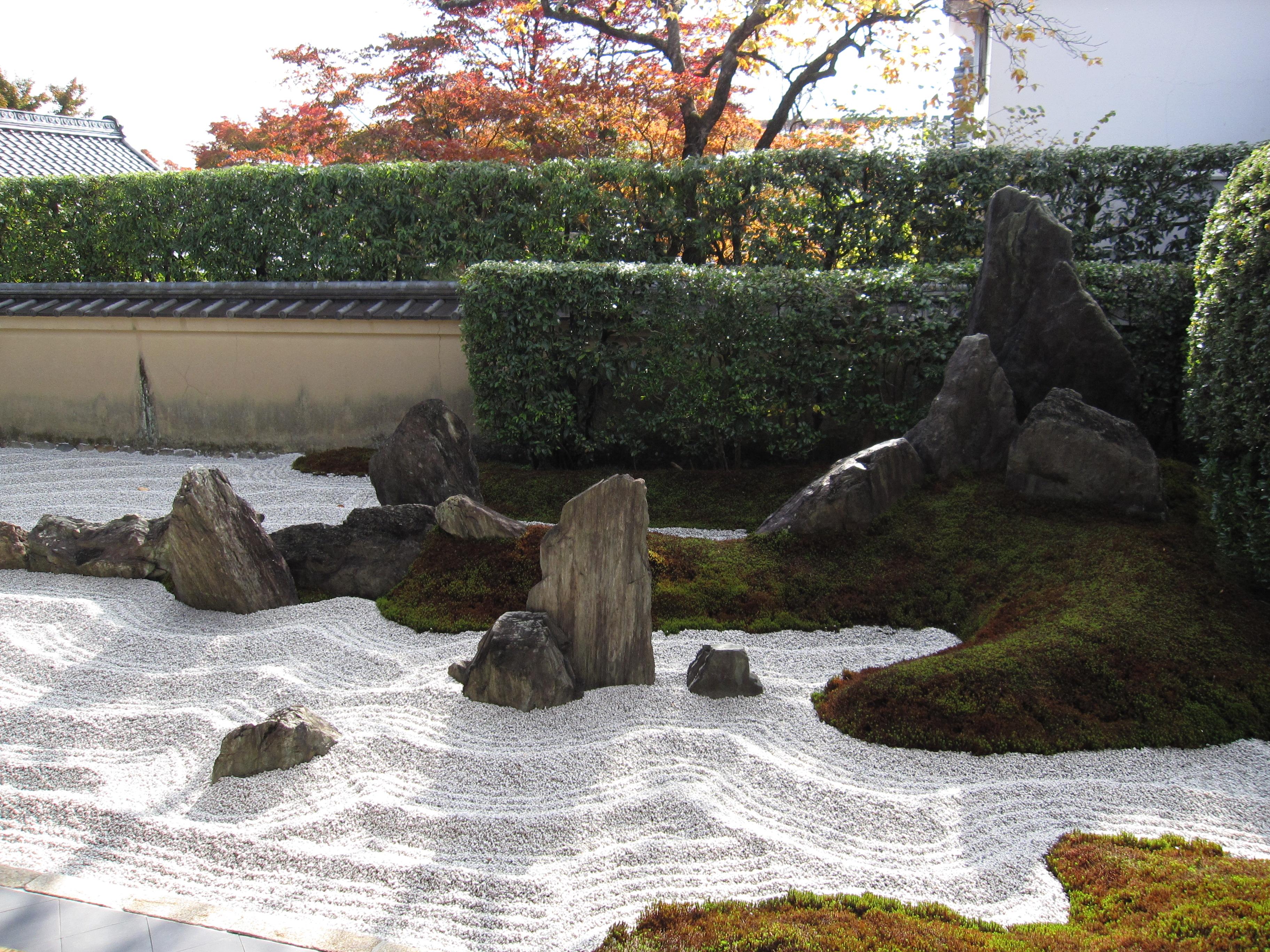 大徳寺・瑞峯院庭園の画像