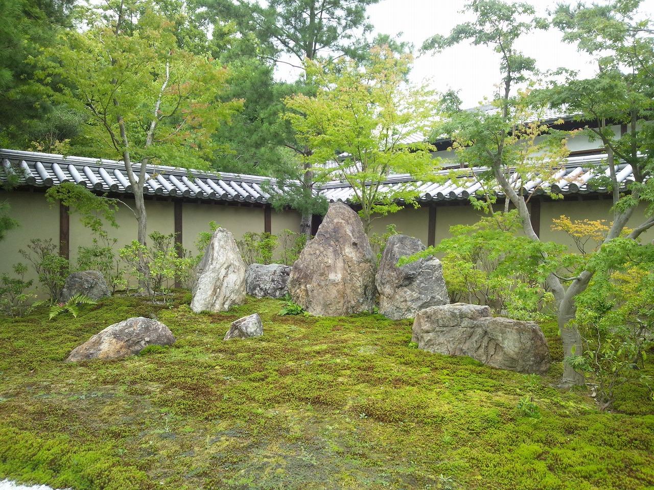 高台寺庭園の画像
