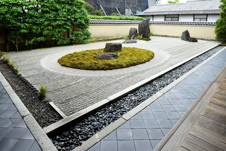 龍源院庭園の画像