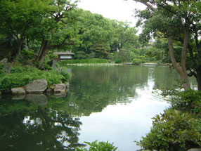 東本願寺 渉成園(枳殻邸庭園)の画像