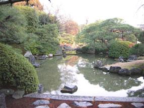 城南宮神苑「楽水苑」の画像