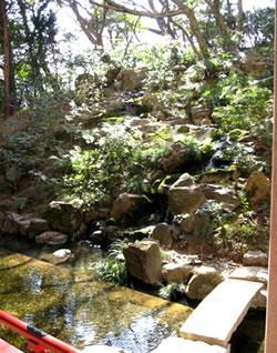 ウェスティン都ホテル京都 葵殿庭園・佳水園庭園の画像