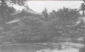 鹿王院庭園の画像